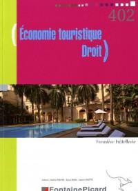 Economie touristique Droit 1e Hôtellerie