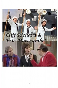 Cliff Richard and Eric Morecambe