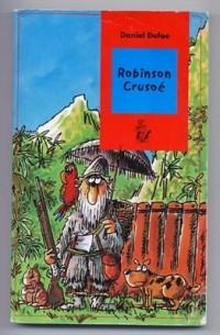 Robinson Crusoe - Version Grand Format, Lecture Facile Grace aux Grands Caractères.