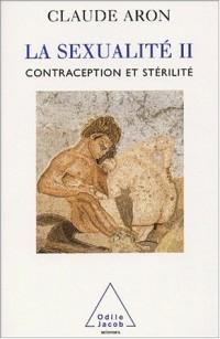 La Sexualité : Contraception et stérilité