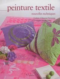 Peinture textile : Nouvelles techniques