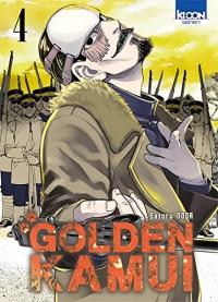 Golden Kamui - tome 4