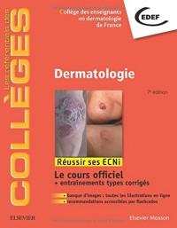 Dermatologie: Réussir les ECNi