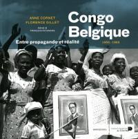 Congo belgique en noir et blanc