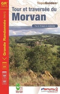Tour et traversée du Morvan