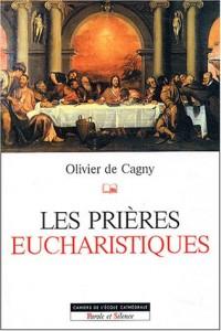 Les prières eucharistiques