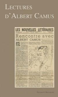 Lectures d'Albert Camus