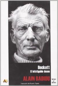 Beckett, el infatigable deseo
