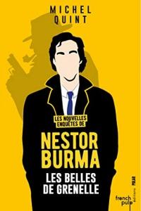 Les nouvelles enquêtes de Nestor Burma - Les belles de Grenelle  width=