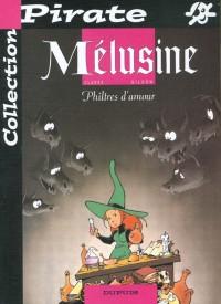 BD Pirate : Mélusine, tome 5 : Philtres d'amour