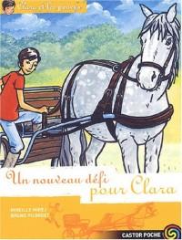 Clara et les poneys, tome 5 : Un nouveau défi pour Clara