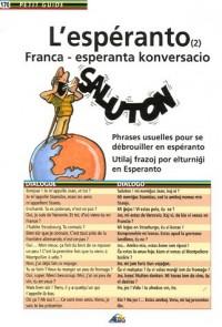 L'espéranto (2) : Phrases usuelles pour se débrouiller en espéranto