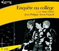 Enquete au College CD