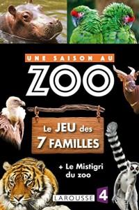 Les Familles d'Animaux une Saison au Zoo