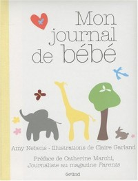 Mon journal de bébé