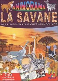 La savane : Des pliages fantastiques sans collage
