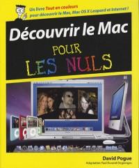 Découvrir le Mac pour les Nuls