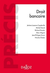 Droit bancaire - 1ère édition