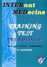 Training test neurologie