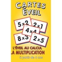 Poster Les Tables De Multiplic Fl