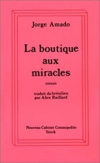 La boutique aux miracles