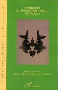 Psychologie clinique - Nouvelle série, N° 20, hiver 2005