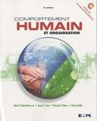Comportement humain & organisation
