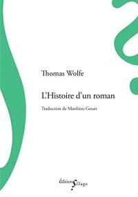 L'Histoire d'un roman