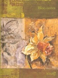 Bloc-Notes Fleurs