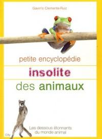 Petite encyclopédie insolite des animaux