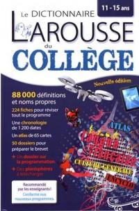 Le Dictionnaire Larousse du Collège : Avec carte d'activation pour tablette
