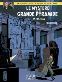Les aventures de Blake et Mortimer : Le Mystère de la Grande Pyramide : Edition intégrale