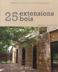25 extensions bois : Maisons individuelles