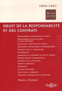 Droit de la responsabilité et des contrats 2006