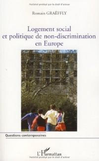 Logement social et politique de non-discrimination en Europe