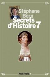 Secrets d'histoire : Tome 7, édition collector (avec DVD)