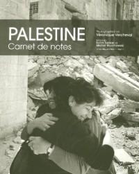 Palestine carnet de notes