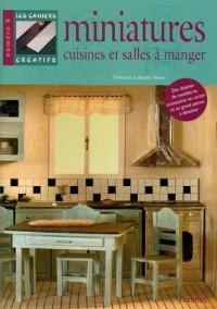 Cuisines et salles à manger : Miniatures