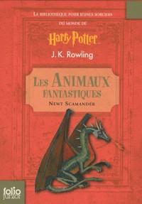 La bibliothèque pour jeunes sorciers du monde de Harry Potter : 2 volumes