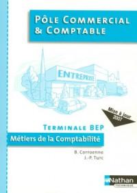 Pôle commercial et comptable Tle Comptabilité