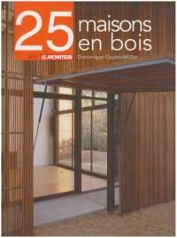Coffret-25 Maisons en Bois