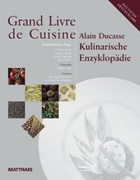 Grand Livre de Cuisine, m. CD-ROM