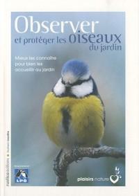 Observer et protéger les oiseaux du jardin