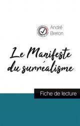 Le Manifeste du surréalisme de André Breton (fiche de lecture et analyse complète de l'oeuvre)