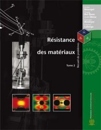 resistance des materiaux recueil de problemes tome 2 3eme edition