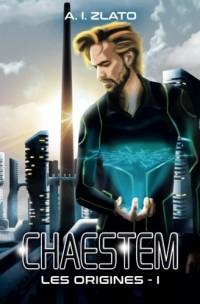 Chaestem : Les Origines - Livre 1: Une trilogie de hard SF sur fond d'enquête policière