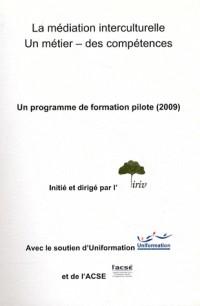 La médiation interculturelle - Un métier, des compétences