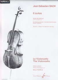 Six Suites pour Violoncelle - Suites 1.2.3. - Volume 1