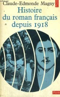 Histoire du roman français depuis 1918