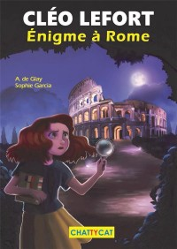 Cleo Lefort : Énigme a Rome